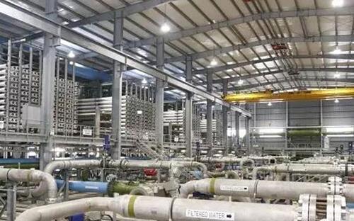 新加坡新泉海水淡化厂